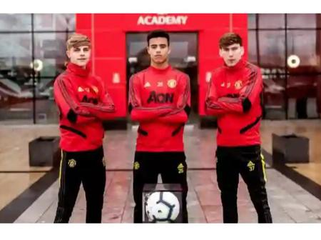 United has the most academy players currently active across Europe's top divisions