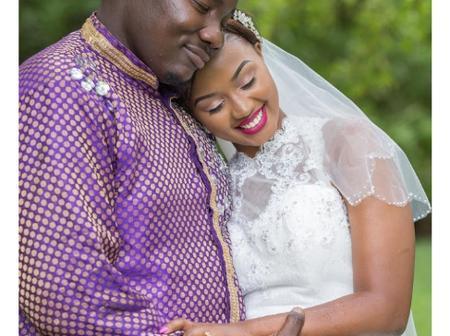 Willis Raburu's estranged wife says 'Marriage is a scam'