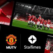 Great News For Man United Fans in Africa as Club Strike Deal With Continent's Leading TV Operator