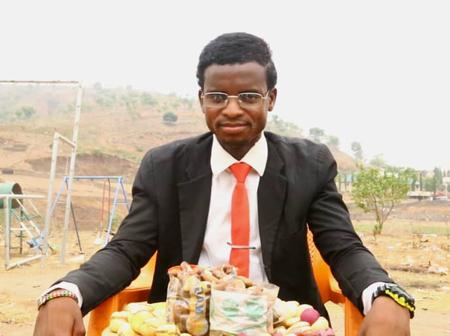 After This 24-Year-Old Man Was Seen Selling Kolanut On Corporate, See What He Said Is The Reason