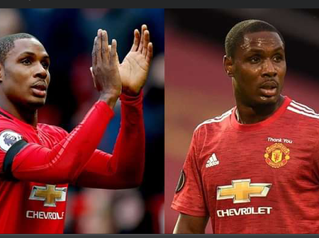 I'm Fufilled As A Footballer Even If I Don't Achieve Anything From Now Till My Career Ends - Ighalo