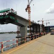 Voici l'état d'avancement des travaux du quatrième pont d'Abidjan