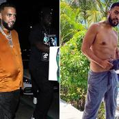 Can You Believe French Montana Lost So Much Weight?? See More Pictures