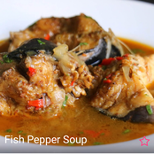 See How To Prepare Fish And Pepper Soup In Nigeria