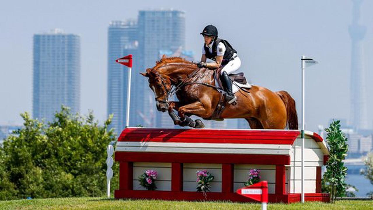 Olympia-Team um Reiterin aus Ganderkesee mit kleiner Medaillenchance