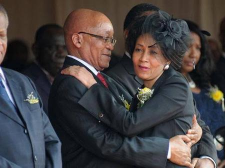 ANC's Biggest Regions Want Lindiwe Sisulu To Be The President Of The ANC And She Has The Support