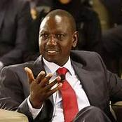 Tough Times Ahead for Ruto's Political Competitors After the DP Sending This Message