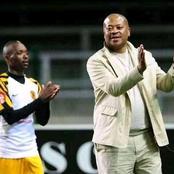 Kaizer Chiefs Management Comments On Khama Billiat Contract Saga!