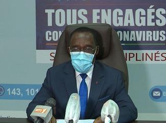 Urgent: Des cas détectés à yopougon et Abobo Ces communes deviennent les plus touchés par Le Covid19