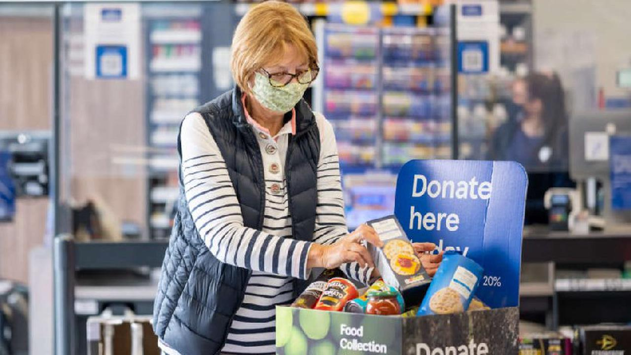Tesco Shoppers in Milton Keynes help to donate nearly 2,000 meals