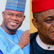 2023: Fani-Kayode Finally Makes Public His Support For Govenor Yahaya Bello, See What He Said