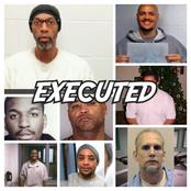 See Full List Of People Executed By The US Under Trump (Photos)