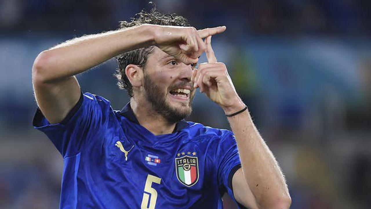 Fussball-EM: Chancenlose Schweizer verlieren 0:3 gegen Italien