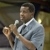 Pastor Adeboye Celebrates 79th Birthday Today, See Pictures Of Him And His Lovely Family