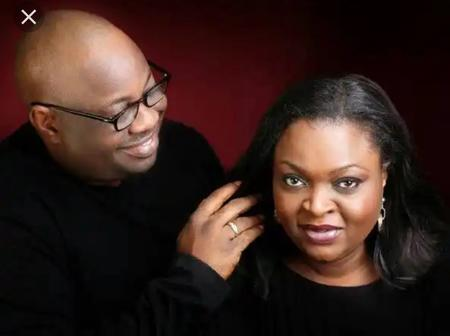 Check Out Beautiful Pictures of Dele And Bolaji Momodu