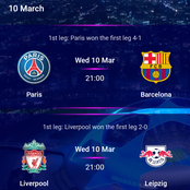 UEFA Champions League preview: Check out the fixtures for Tuesday, Wednesday