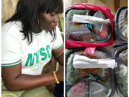 Graduate Who Sells Abacha For A Living Reveals What She Will Do If Invited For A Job Interview
