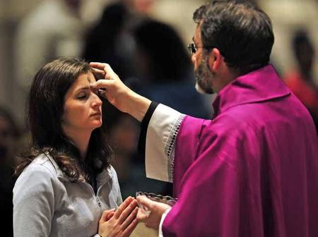 This Is What Ash Wednesday Is All About