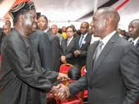 Will Ruto-Raila Alliance For Presidency Garner Them Votes In Mount Kenya Region Come 2022?