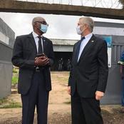 L'ambassadeur des États-Unis se rend à Bouaké pour apporter son soutien au processus électoral