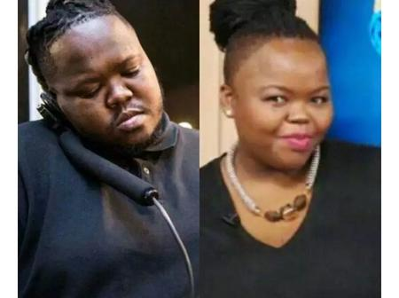 Heavy K and Nokwazi are siblings