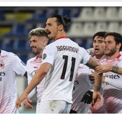 AC Milan climb to the top of Serie A, courtesy an Ibrahimovic brace