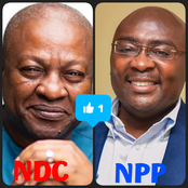 Election 2024: Check out who is winning the Presidential election between Mahama and Bawumia.