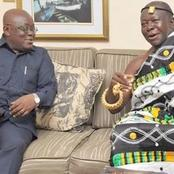 24th Nation's Address: Asantehene And Other Chiefs to Take Vaccine Publicly on Tuesday