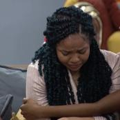 BBNaija: Touching As Nengi Cries Over Ozo Ignoring Her At The Party