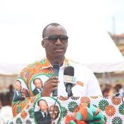 Touré Mamadou à l'opposition : « nous prenons vos mots d'ordre comme un défi...»