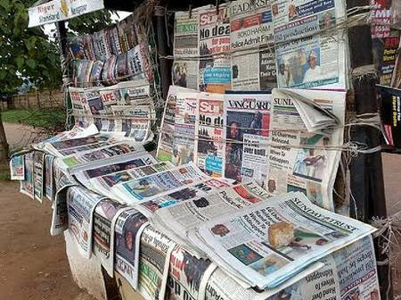 Major headlines for today Saturday 15th of August