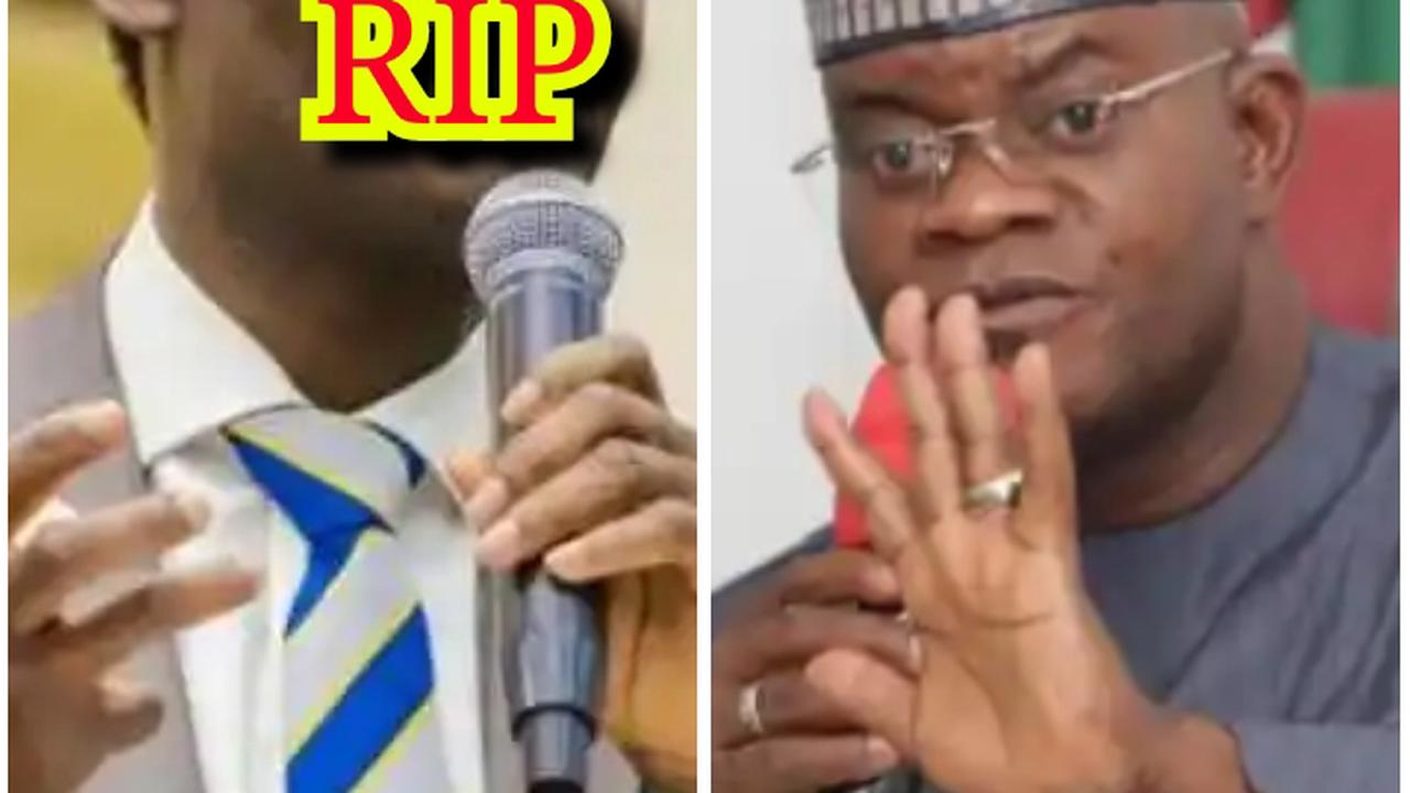 """Today's Headlines: Another Prominent Nigerian Dies, """"Buhari Have Failed Nigerians""""- Yahaya Bello"""