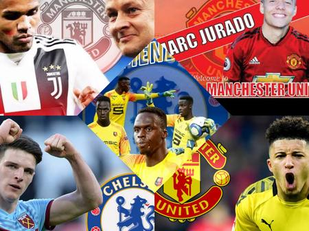 Saturday: Man United Completes Double Signing, Chelsea Offers €80m for 21 Years Old Star, Etc