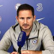 Lampard Provides Huge And Positive Updates Concerning Fitness Of His Attacker