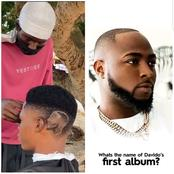 See people's reactions as a young talented barber carves Davido's face on his client's head