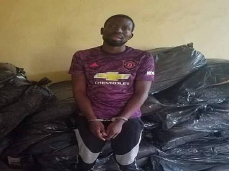 I Sold Weed For Five Years, My Wife Believes I Am A Chemist – Suspected Niger Drug Dealer
