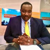 Is Citizen TV'S Willis Raburu Switching to Music?