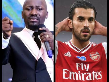 Apostle Johnson Suleman Threatened To Quit Supporting Arsenal If The Club Sign Ceballos Permanently