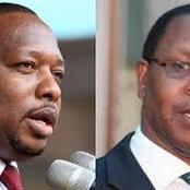 Karanja Kibicho Takes This Action After Mike Sonko Alleges his 'Dark Secrets'