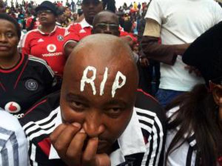 Big loss to Orlando Pirates Football Club as they lose one of their biggest fans: Menzi Ngubane