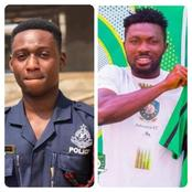 Aduana stars defender Farouk Adams arrested for 'alleged hit and run' that killed Police Officer