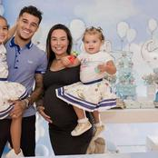 Pictures of Philippe Coutinho His Wife and Children Giving Us Family Goals.