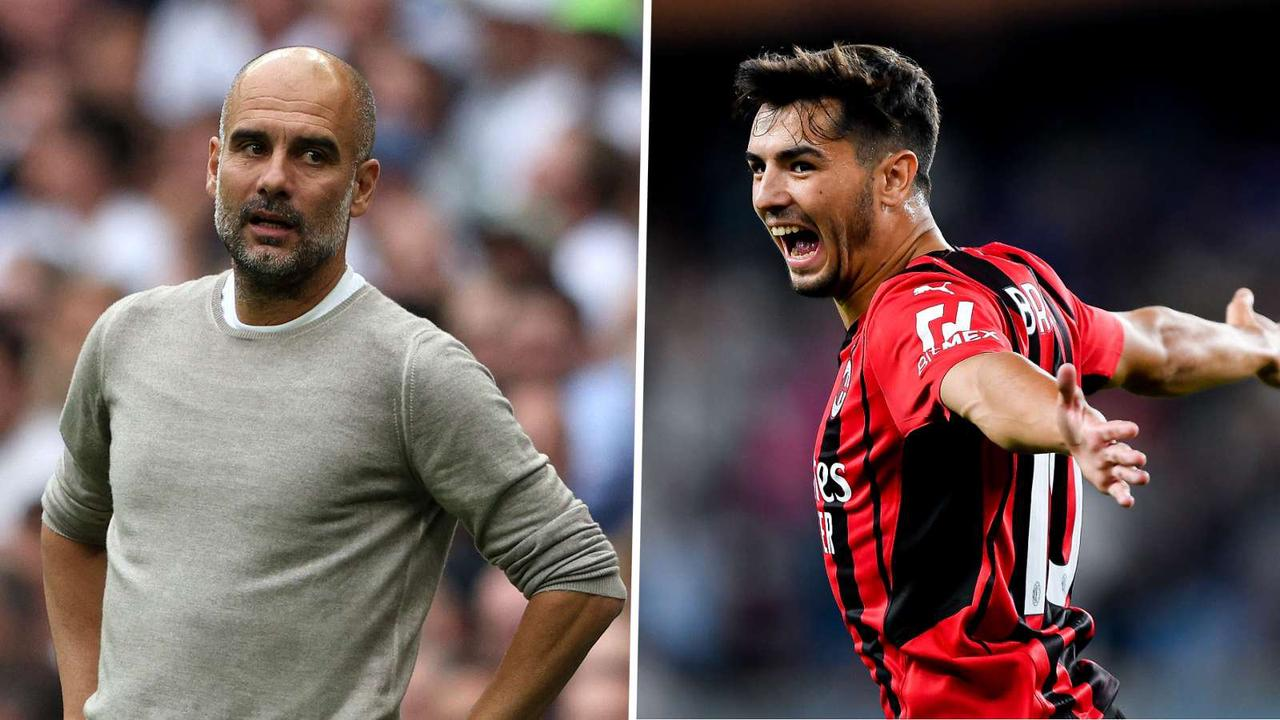 Brahim Diaz played more Fortnite than football in Madrid but Guardiola's protege is finally blossoming in Milan