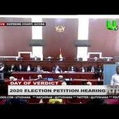 Supreme Court judgement on Election Petition