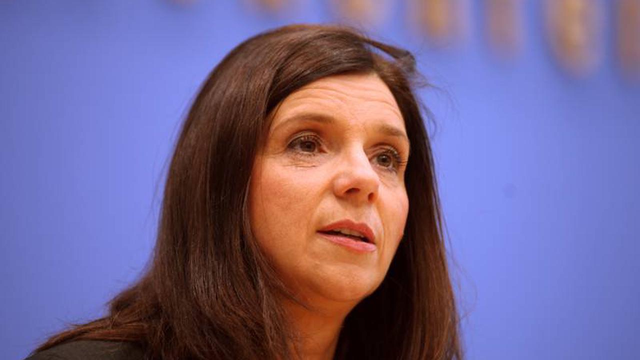 Göring-Eckardt für Frau als Bundespräsidentin