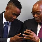 Duduzane Zuma could be set to replace president Cyril Ramaphosa in 2024