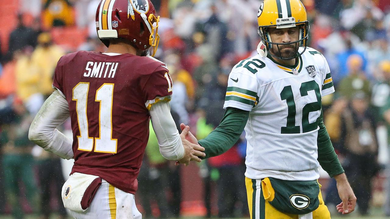 NFL.com's Cynthia Frelund offers up hypothetical trade package from Washington for Aaron Rodgers