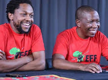 Ndlozi Rape Allegations: Julius Malema comments and sets the record straight