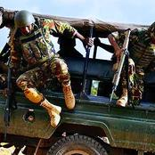Military Reveals What's Actually Going On In Mandera After Reports Of Bullets Flying All Over