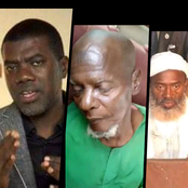 'Police should Release OPC involved in the arrest of Wakili and arrest Sheikh Gumi instead' -Reno